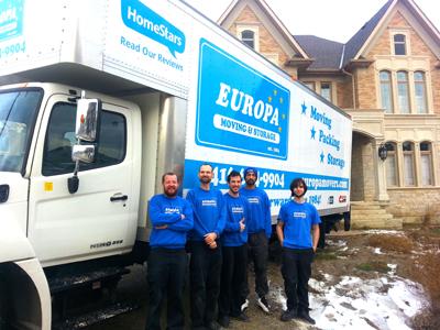Toronto Moving & Storage Services - Movers Toronto