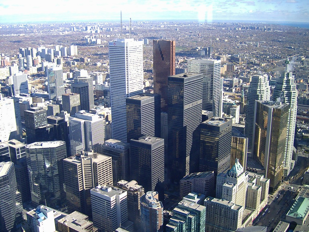 Moving to Toronto - Moving from Toronto