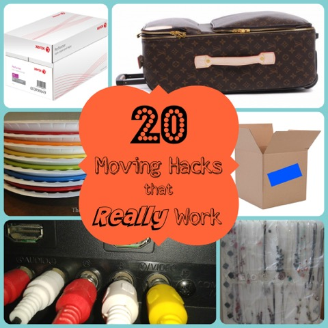 20 Moving Hacks - Toronto Movers